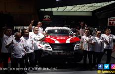 Mimpi Toyota Gairahkan Motorsport Nasional - JPNN.com
