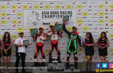 Pembalap Indonesia Binaan Astra Dominasi Klasemen ARRC 2018 - JPNN.com