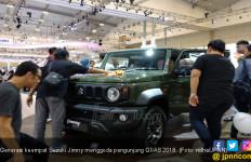 Buka Pemesanan di IIMS 2019, SIS Ingin Suzuki Jimny Diproduksi Lokal - JPNN.com