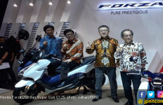 Pemesanan Honda Forza Tembus Ratusan Unit, Apa Kabar Xmax - JPNN.com