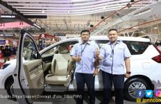 Suzuki Ertiga Support Concept Solusi Mobilisasi Khusus - JPNN.com