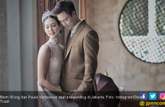 Paula Hamil, Baim Waswas - JPNN.com