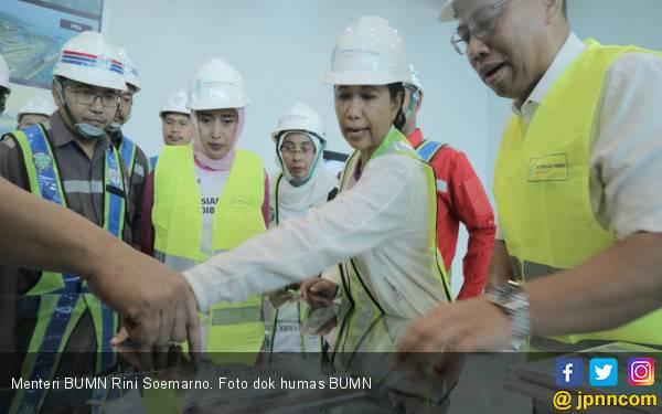Secara Etika, Tentu Pak Jokowi tidak Memilih Bu Rini Lagi Sebagai Menteri BUMN - JPNN.com