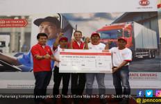 Ini Pemenang Kompetisi Pengemudi UD Trucks Extra Mile Ke-3 - JPNN.com