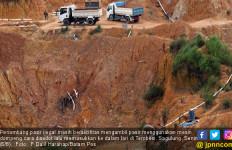 Penambangan Pasir IlegalRambah Kawasan Bandara Hang Nadim - JPNN.com