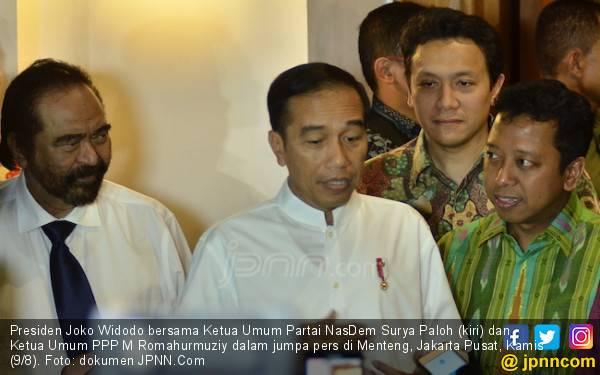 Kasus Romahurmuziy Diprediksi Bikin Tim Jokowi Kehilangan Fokus - JPNN.com