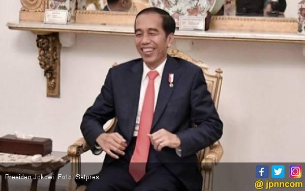 Bertemu Jokowi, IDI Bicara Solusi Defisit BPJS - JPNN.com