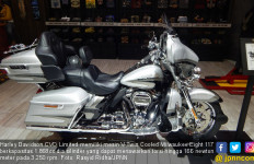 GIIAS 2018: Harley Davidson CVO Limited Dijual Rp 1,8 M - JPNN.com