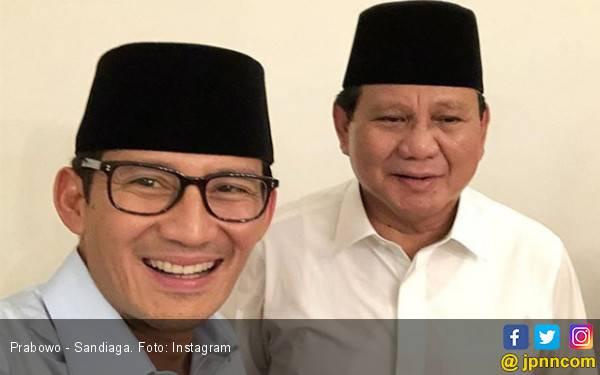 Riza Patria: Prabowo - Sandi Jangan Disalahkan - JPNN.com