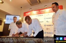 PP Energi & Pelindo Energi Optimalisasikan Pemanfaatan Lahan - JPNN.com