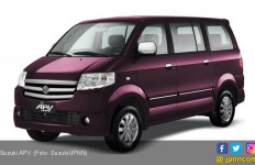Suzuki APV Paling Diminati di Mancanegara Dibanding Ertiga - JPNN.com