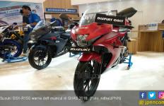 Diam-diam Suzuki GSX-R150 Siapkan Warna Baru - JPNN.com