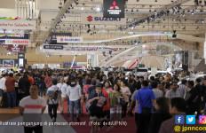 Aftermarket Resah, Pengunjung GIIAS Saat Weekend Malah Sepi - JPNN.com