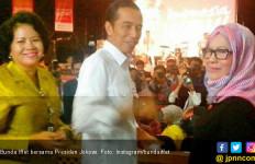Bunda Iffet Ultah ke-81, Ini Doa Khusus dari Jokowi - JPNN.com