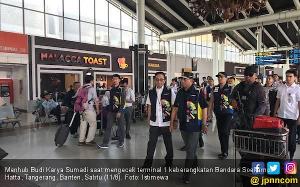 Terkait Kabar Perubahan Nama Terminal II Bandara Soekarno Hatta, Begini Kata Kemenhub - JPNN.com