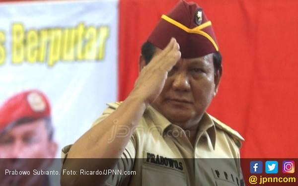Prabowo Seorang Pejuang, Petempur, Suka Tantangan - JPNN.com