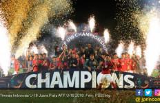 Timnas Indonesia U-16 Juara, Kutukan Thailand Berlanjut - JPNN.com