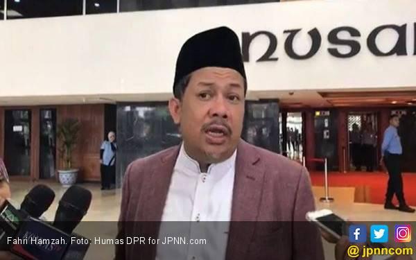 Kotak Suara Kardus: Fahri Hamzah Sebut KPU Tak Punya Inovasi - JPNN.com