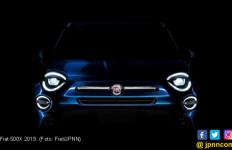 Calon Pesaing Suzuki Jimny Beda Kelas, Fiat 500X 2019 - JPNN.com