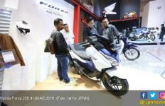 Honda Forza Harga 70 Jutaan Paling Diminati di GIIAS 2018 - JPNN.com