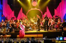 Orkestra Ocas Buka Vula Dongga di Parigi Moutong - JPNN.com