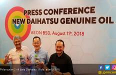 Kenali Kelebihan 2 Oli Baru Daihatsu - JPNN.com
