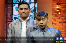 Robby Purba tak Sanggup Lihat Kondisi Roy Kiyoshi - JPNN.com
