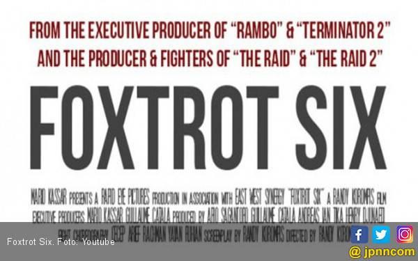 Foxtrot Six Gambaran Aksi Pasukan Khusus - JPNN.com