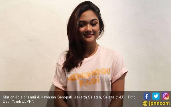 Marion Jola Sudah Dapat Izin Pacaran - JPNN.com