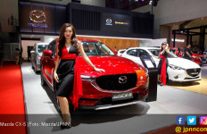 Diam-diam Mazda Tembus Jualan 1.079 Unit di GIIAS 2018 - JPNN.com