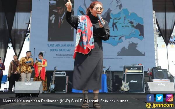 Menteri Susi Beberkan Strategi Benahi KKP - JPNN.com