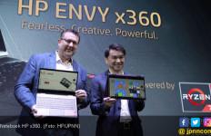 Notebook HP x360 Meluncur bagi Pekerja Kreatif - JPNN.com