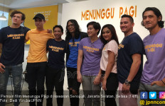 Menunggu Pagi, Kisah Anak Muda di Pesta Musik Terbesar - JPNN.com