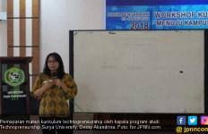 Universitas Pasir Pengaraian Gelar Workshop Teknopreneur - JPNN.com
