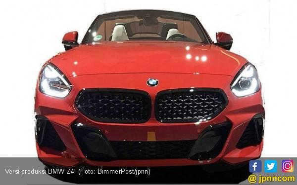 Kuartal Ketiga, BMW Z4 Anyar Dipastikan Melantai di Indonesia - JPNN.com