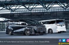 Obat Ganteng Toyota Alphard Mulai dari Rp 16,5 Juta - JPNN.com