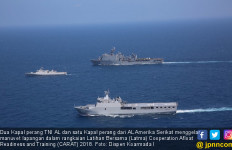 TNI AL dan Tentara Amerika Adu Cekatan Evakuasi Pakai Helikopter - JPNN.com