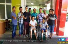 Polisi Tembak Tiga Begal Bersajam di Medan, Satu Tewas - JPNN.com