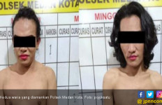 Dua Waria yang Selalu Rampok Pelanggannya Ditangkap di Medan - JPNN.com