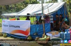 Rumah Zakat Kirim Superqurban dan Bangun Masjid di Lombok - JPNN.com