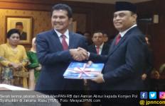 Mantan MenPAN-RB Asman: Pak Syafruddin Itu Emas 99,9 Persen - JPNN.com