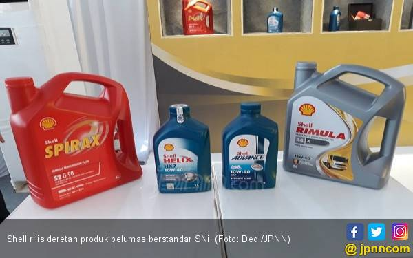 Wajib SNI Tambah Biaya, Shell Pastikan Harga Olinya Tidak Naik - JPNN.com