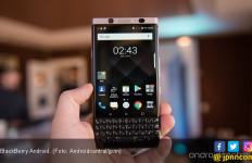 BlackBerry KEYone Sudah Bisa Update Android Oreo - JPNN.com