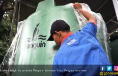 Pasang Tangki Air Penguin Kini Bisa via Aplikasi - JPNN.com