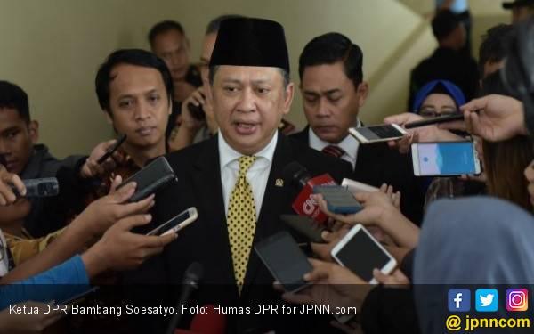 Pimpinan KPK Diteror, Ketua DPR Teringat Teori Bola Biliar - JPNN.com