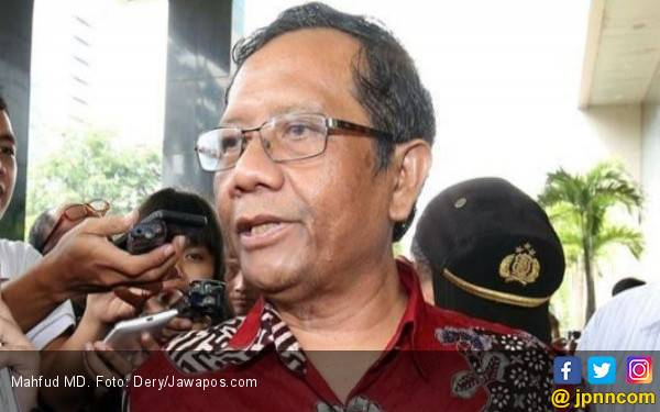 Ini Kata Mahfud MD soal Keponakannya Jadi Saksi Prabowo di Sidang MK - JPNN.com