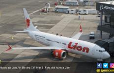 Lion Air Miliki 10 Pesawat Boeing 737 Max 8 - JPNN.com