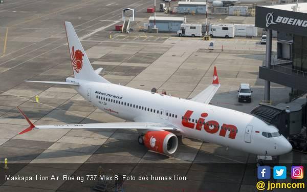 Terpojok, Boeing Perbarui Software 737 Max 8 - JPNN.com