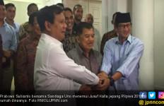 Kritik Pertemuan JK - Prabowo, Anggota KAHMI Kena Sanksi - JPNN.com
