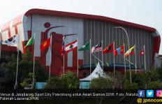 Semarak Hijau Sambut Asian Games di Jakabaring Sport City - JPNN.com